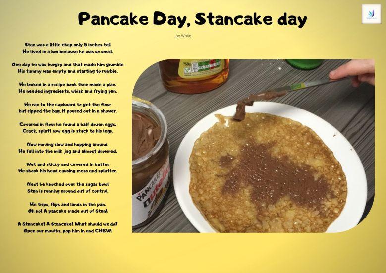 Pancake sensory story pdf