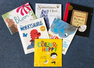 books for teaching emotions