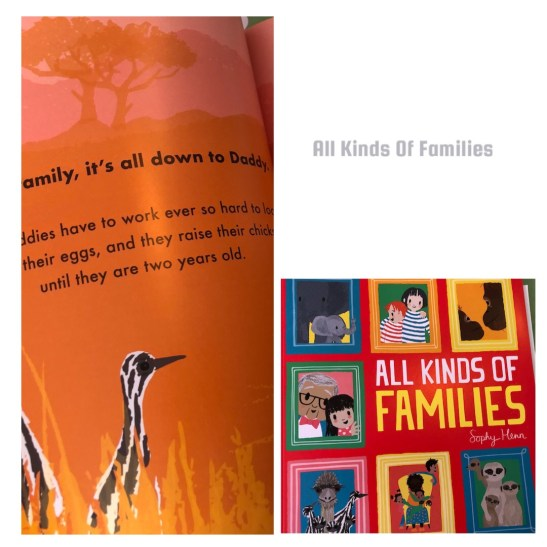 all kinds of families RSE curriculum book