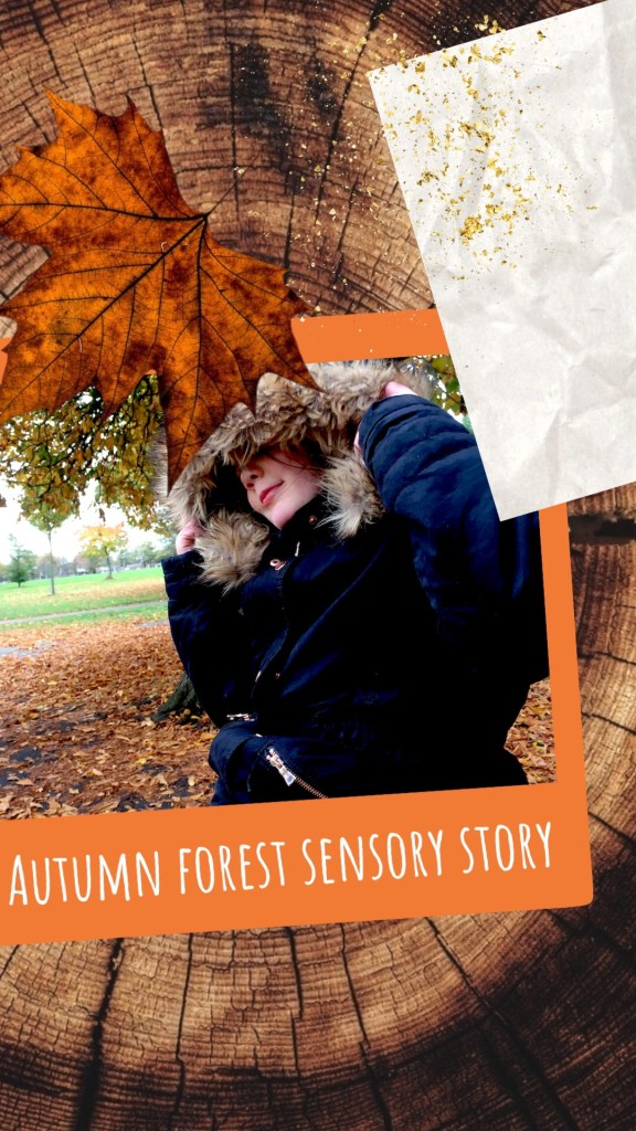 Autumn  seasonal  sensory story