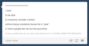 On offensive jokes