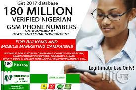 nigerian emails and phone numbers 2018