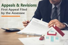 First Appeal Filed by the Assessee