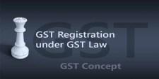 GST Registration under GST Law