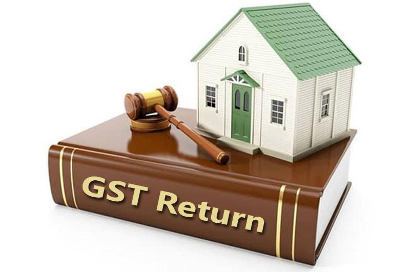 GST Return under GST Act.