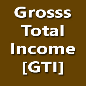 Gross Total Income-GTI