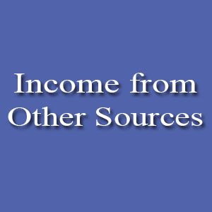 Other Sources Income