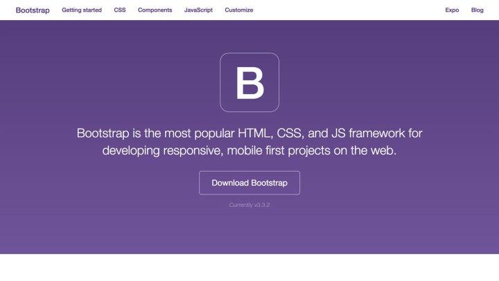 Bootstrap 3. El framework CSS por excelencia.