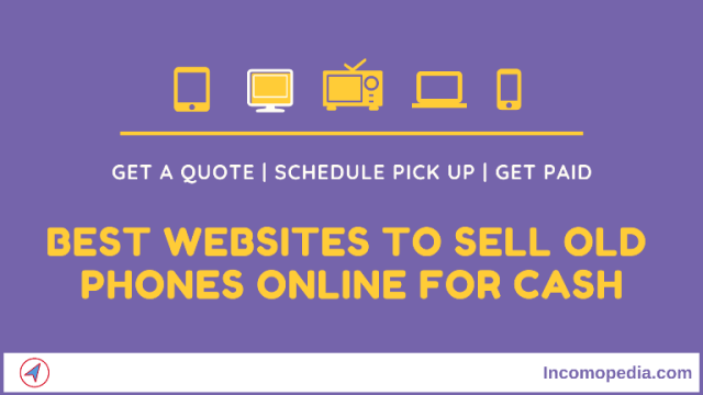 how to sell used phones online for cash