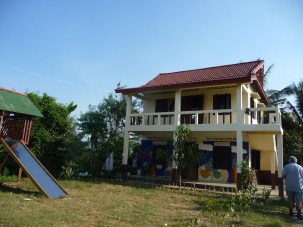 One of the Peaceful Children's Homes