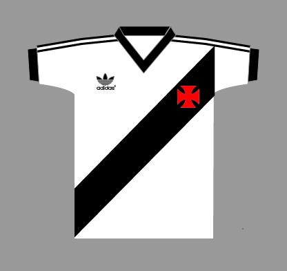 Camisas Vasco (1980 - 2000) (3/6)