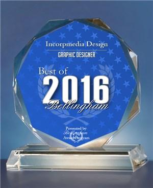 Incorpmedia Design Receives 2016 Best of Bellingham Award