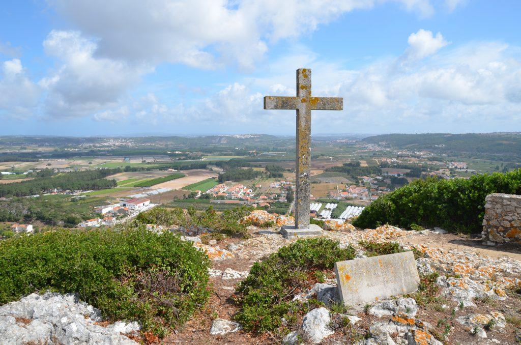 Campo de batalha da Roliça na Serra do Picoto, no Bombarral