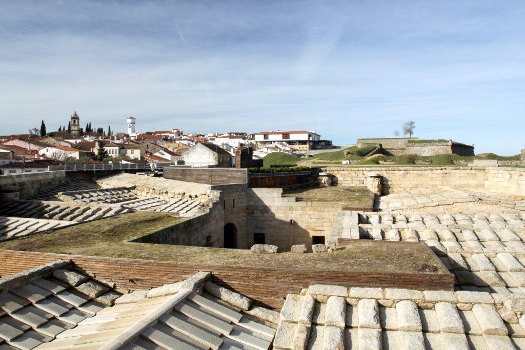 Museu Histórico Militar de Almeida (Casamatas), ponto de paragem do Caminho de Santiago