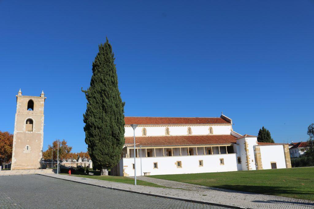 Igreja de Santa Maria do Olival em Tomar