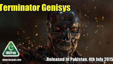 Photo of Terminator Genisys released in Pakistan 4th July 2015