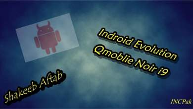 Photo of Indroid Evolution rom for Qmobile Noir i9