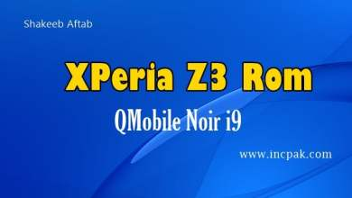 Photo of Sony Xperia Z3 Rom for Qmobile Noir i9
