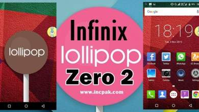 Photo of Infinix Zero 2 finally gets Lollipop 5.1 Official update