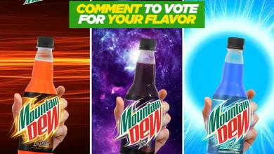 Photo of Mountain Dew Releases 3 New Flavors but Only One Will Stay, You Decide!