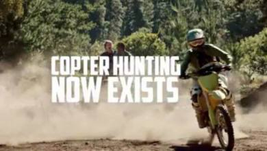 Photo of Mountain Dew Launches Copter Hunting in Pakistan