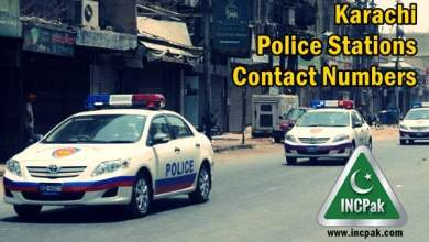 Photo of Karachi Police Stations Contact Numbers