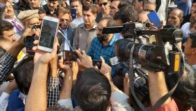 Photo of JKLF and UNO talks succeeded – 'Azadi March Ended'
