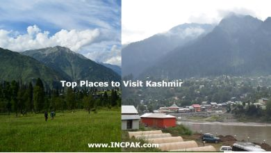 Photo of Top 10 places to visit in Kashmir