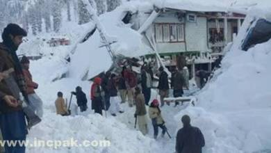 Photo of Neelum Valley Avalanche: 59 people dead and many injured