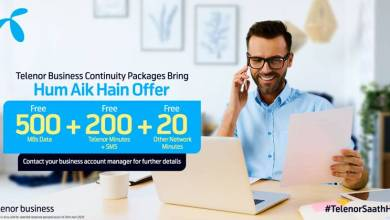 Photo of Telenor Pakistan offers 'Hum Aik Hain' Business Continuity Packages