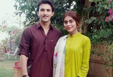 Photo of Ghar Ke Na Ghat Ke – Shehroz, Sadaf Kanwal sharing screens