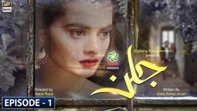 Photo of Jalan starring Minal Khan, gaining million views on YouTube