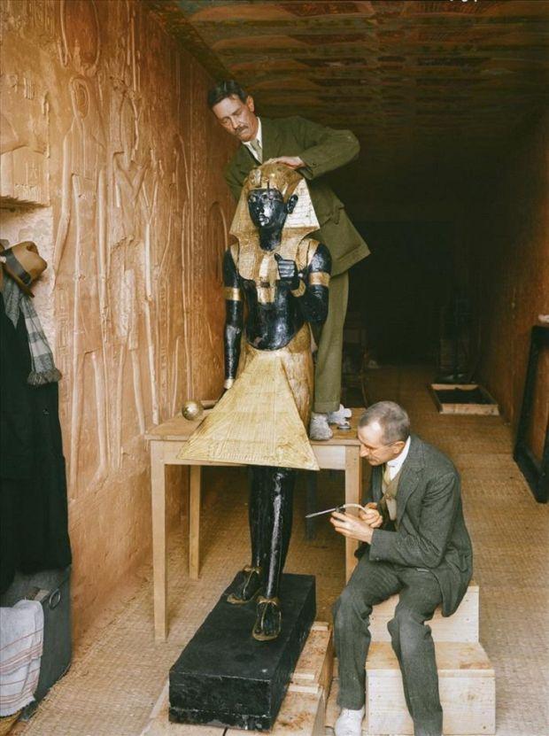 Tutankhamon Arthur Mace