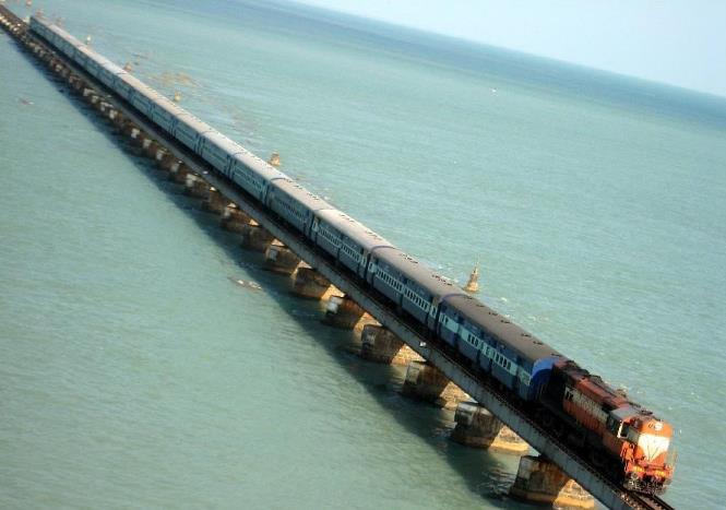 Calea Ferata Chennai-Rameswaram