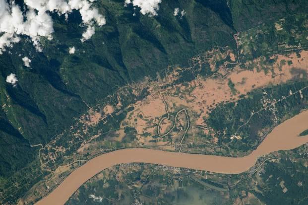 Planeta Pamant - Mekong