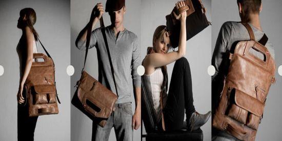 2unfold laptop bag