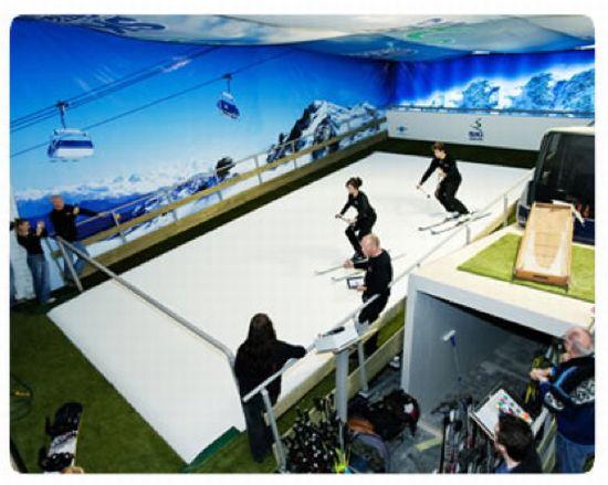 endless ski slope wgyXj 6648