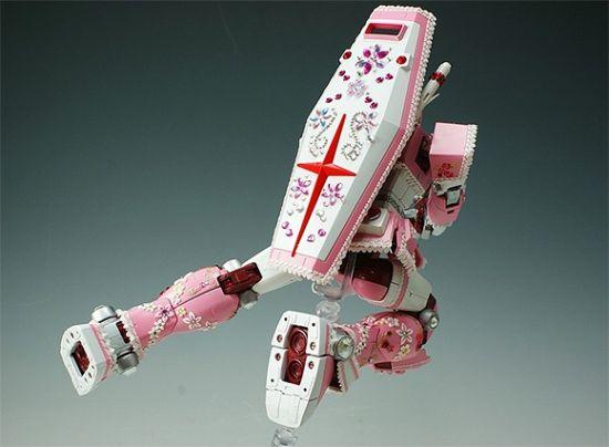 pink gundam 5