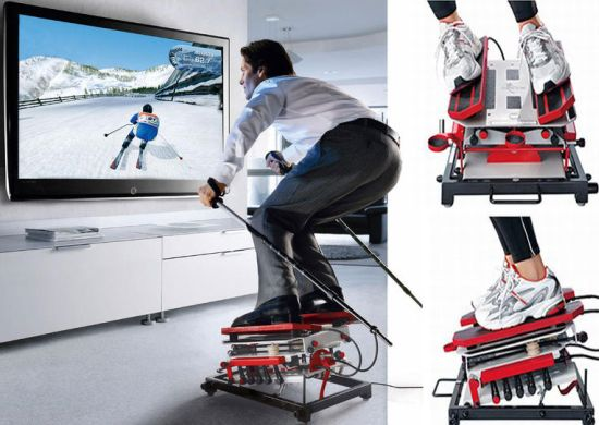 ski home simulator siDS2 6648