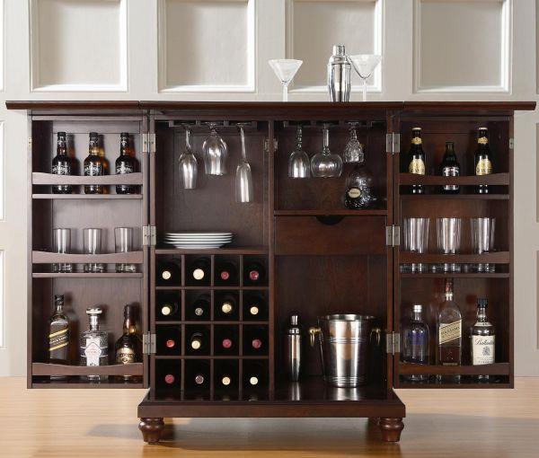 compact home bar