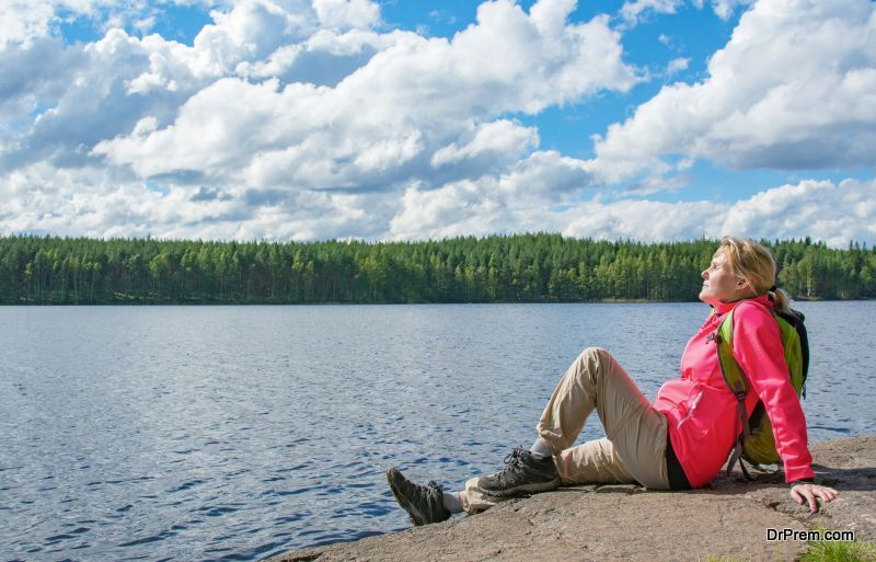 Finland-Green-Country