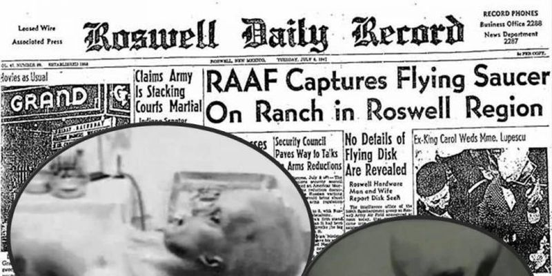 Roswell in 1947
