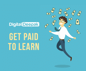 get paid to learn