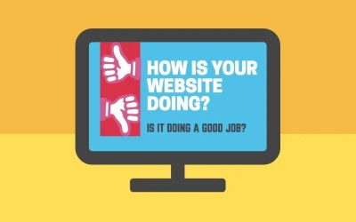 Hey, How's Your Website?