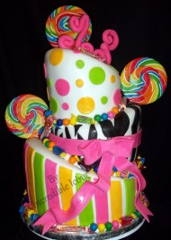 Candyland Party Time!