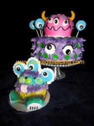 #350- Monster Cuties and Smash Cake