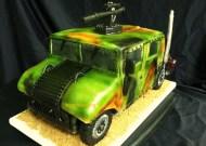 #186- Army Humvee