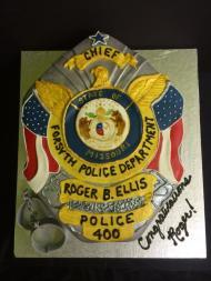 #448- Police Badge