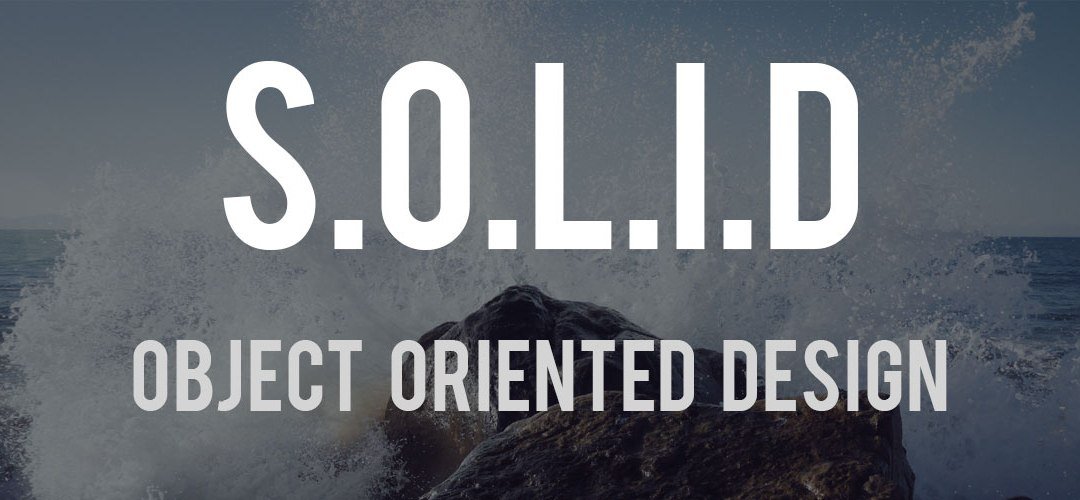 SOLID Design Principles applied in Java