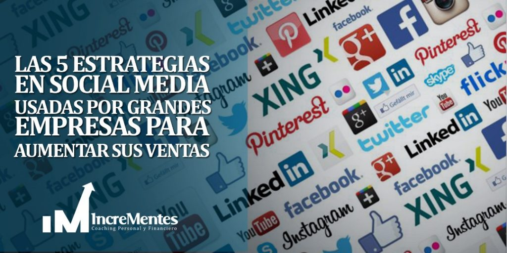 5 estrategias de marketing online para vender más